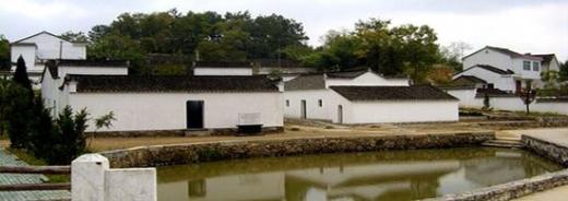 泾县:云岭新四军部,岩棉板工程