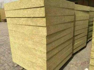 墙岩棉复合拉毛板施工程序步骤