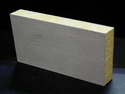 岩棉带复合板