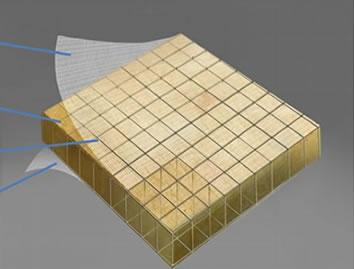 网织增强岩棉施工注意事项